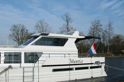 Rental Houseboat Maurice Elite RIVERLINE 1400 Sneek