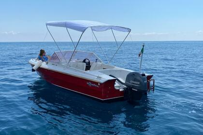 Hire Motorboat C&B SURFER 600 Andora