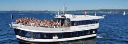 Location Bateau à moteur Custom 72' Party Boat Seattle