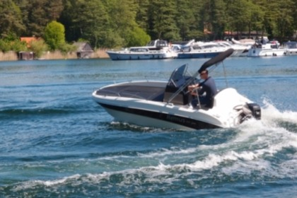 Charter Motorboat REMUS 450 OPEN Can Picafort