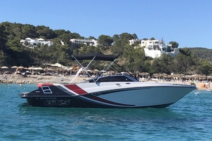 Rental Motorboat GLASTRON GTS 225 Ibiza