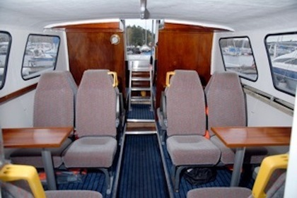 Hire Motorboat Custom Custom Stockholm