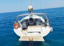 Sailboat Bavaria C45 for hire