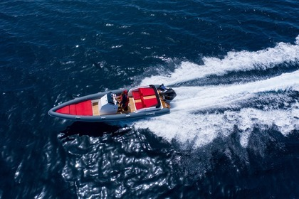 Hire RIB Seafighter Ultimeight 28 Anavyssos