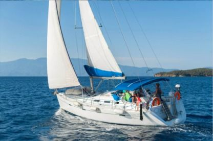 Rental Sailboat Beneteau Oceanis Clipper Volos