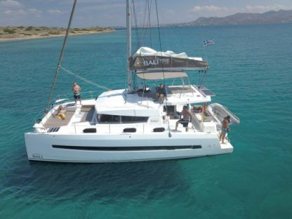 Location Catamaran Bali 4.1 Lavrio