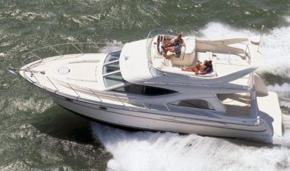 Rental Motorboat Maxum 4100 Scb Miami Beach