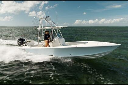 Charter Motorboat Sea Vee 34 Jensen Beach