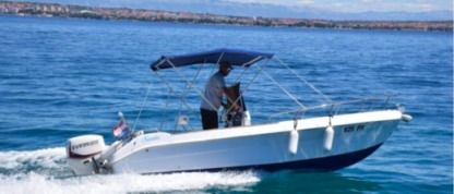 Charter Motorboat Saver 550 Open Preko