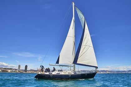 Rental Sailboat Jeanneau Sun Odyssey 45 Barcelona