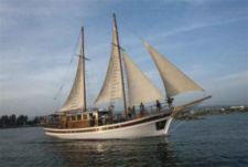 Rental Sailing yacht Traditional Wood Motor Schooner With Sails Protaras
