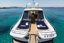 Pershing 65 in Mykonos for hire