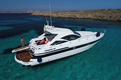 Hire Motorboat Pershing 43 Portisco