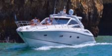 Sunseeker Portofino 53 in Quarteira for hire