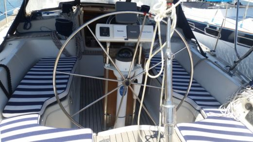Sailboat Dufour Gib Sea 442 Cruiser for hire