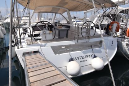 Rental Sailboat Beneteau Oceanis 48 Corfu