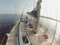 Grand Soleil 46.3 in San Foca for hire