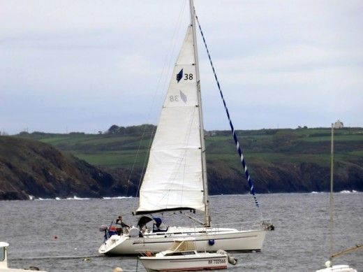 Sailboat BAVARIA YACHTS BAVARIA 38 for hire