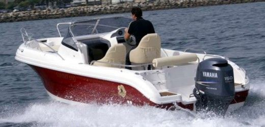 Motorboot Pacific Craft 650 Wa
