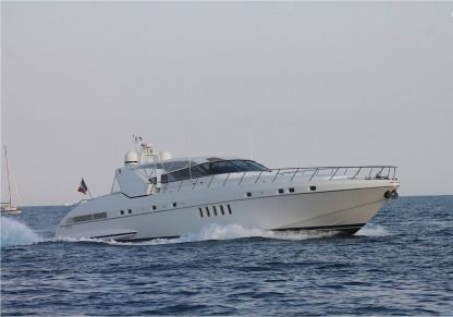 Rental Motorboat Mangusta Take Off Cogolin