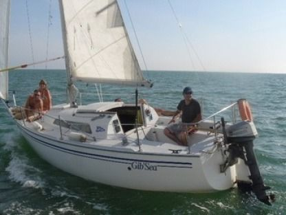 Rental Sailboat Gibsea - Gibert Marine Gib'sea 24 Bourcefranc-le-Chapus