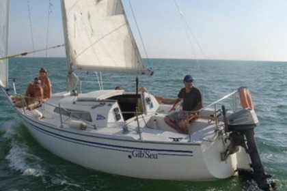 Charter Sailboat GIBSEA - GIBERT MARINE Gib'sea 24 Bourcefranc-le-Chapus