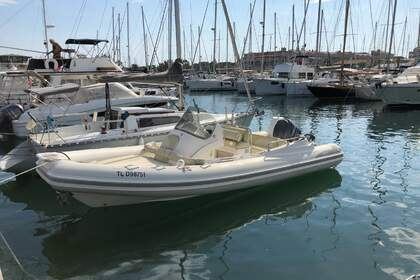 Location Semi-rigide JOKER BOAT WIDE 700 Hyères