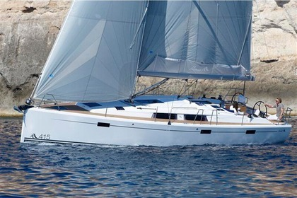 Hire Sailboat HANSE 415 Biograd na Moru