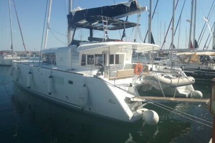 Location Catamaran LAGOON 450  Flybridge Préveza