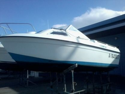 Rental Motorboat Beneteau Californie 520 Quiberon