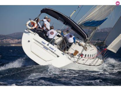 Charter Sailboat  First 47.7 Vodice