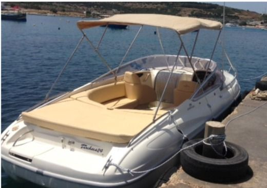 Cranchi Turchese 24 in Mellieha for hire