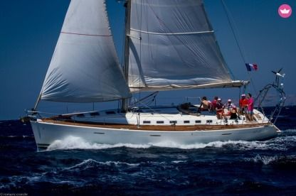 Charter Sailboat Beneteau First 47.7 Monaco