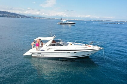 Aluguel Lancha Sunseeker .San Remo 33 Cannes