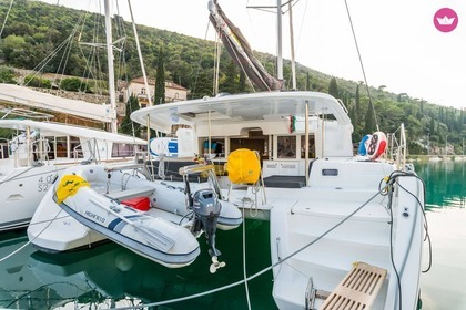 Location Catamaran BENETEAU Lagoon 450 Fly Trogir