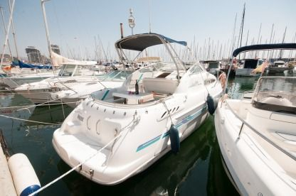 Rental Motorboat Sealine 240 Senator Barcelona