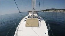 Charter Sailboat Elan Elan 50 Impression Split