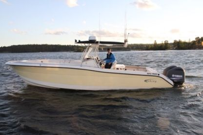 Rental Motorboat Fishing 320 Stockholm