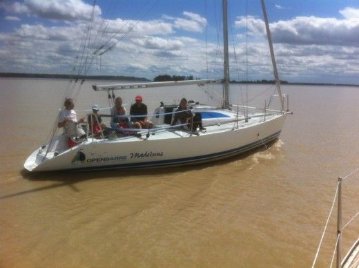 Sailboat PABION Club 86 Mod for hire
