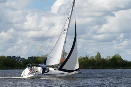 Rental Sailboat Bavaria 33 Exclusive Sneek