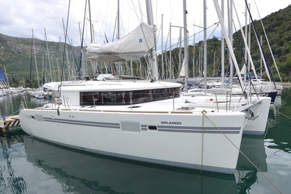 Rental Catamaran LAGOON 450 Flybridge Dubrovnik