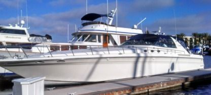 Charter Motorboat Sea Ray 63 Marina del Rey