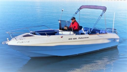 Rio 600 Open in Torrevieja for hire