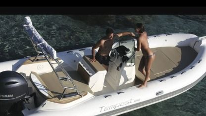 Location Semi-rigide Capelli Tempest 625 Tempest Cannes