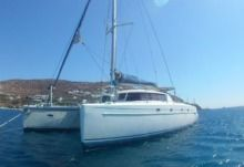 Catamaran Fountaine Pajot Belize 43 for hire