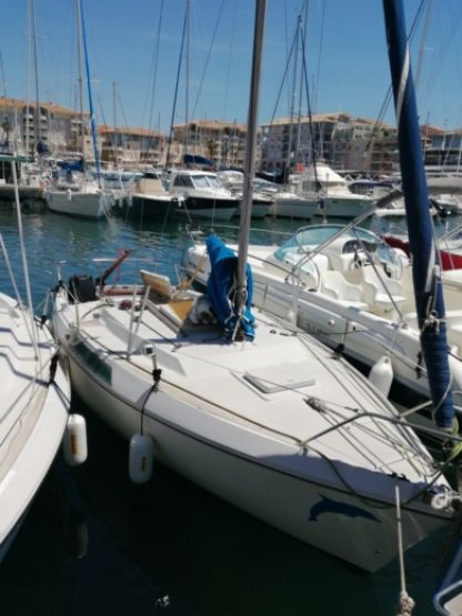 Rental Sailboat Jeanneau Flirt Fréjus