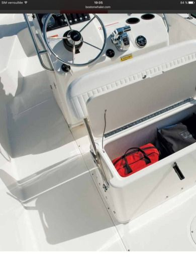 Motorboot BOSTON WALLER Montauk 190 zwischen Privatpersonen