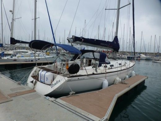 Sailboat Salona Salona 45 for hire