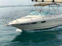Charter Motorboat Sea Ray 220 Signature Supetar