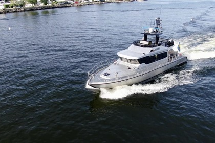 Rental Motorboat Custom One Design Stockholm